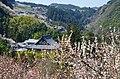 教蓮寺を望む 賀名生梅林にて 2014.3.28 - panoramio.jpg
