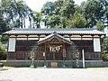 明日香村豊浦 甘樫坐神社 Amakashi-ni-masu-jinja 2012.4.12 - panoramio.jpg