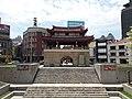 竹塹城迎曦門 East Gate of Hsinchu City.jpg