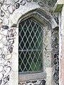 -2019-02-21 Window, Parish church of Saint John the Baptist's head, Trimingham (6).JPG