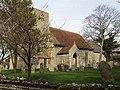 -2021-02-24 Parish church of Saint John the Baptist's head, Trimingham.JPG