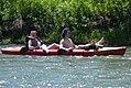 02018 0279 Kajaktour auf dem Sanfluss durch die Ost-Beskiden, Oberes Santal in Trepcza (Miedzybrodzie).jpg