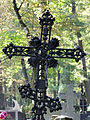 041012 Sculpture and architectural detail at the Orthodox cemetery in Wola - 30.jpg