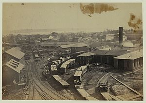 United States Military Railroad - Image: 08258v