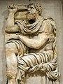 0 'Zaleucus se crevant un œil' - Louvre .JPG