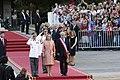 11 Marzo 2018, Ministra Cecilia Perez participa en la llegada del Prdte. Sebastian Piñera a La Moneda. (40046400444).jpg