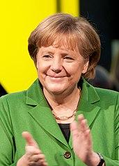 Angela Merkel bei der Eröffnung der CeBIT 2012 - (C) Ralf Roletschek (talk) / CC-BY-SA-3.0 (via Wikimedia Commons)