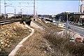 128L30290385 Ostbahn, Ostseite, Blick Richtung Praterkai, Unterführung Haidestrasse.jpg