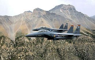 Twelfth Air Force - Image: 12af 366fw mthafb