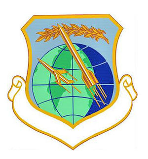 13th Strategic Missile Division - Image: 13th Strategic Missile Division Emblem