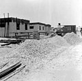 14 יוני 1936 למרות מאורעות הדמים ברחבי הארץ נמשכת הבנייה של קריית עבוד btm2881.jpeg