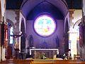 15 Milizac Eglise vue intérieure Maître-autel.JPG