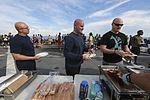 15th MEU Marines, Sailors enjoy an afternoon at steel beach 150604-M-TJ275-093.jpg