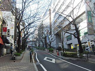 Sakuragaokachō, Shibuya District in Shibuya, Tokyo, Japan