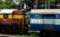 17016 (SC BBS) Visakha Express at Secunderabad yard 02.jpg