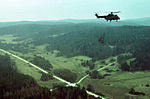 173rd Airborne Brigade Mission Rehearsal Exercise - sling load training with Bulgarian forces.jpg