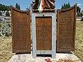 1848-49-es szabadságharc emlék, Csékút, 2019 Ajka.jpg