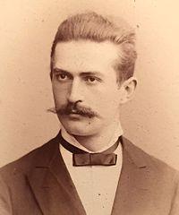 Foto des Autoren Heinrich Lhotzky