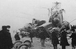 1903 East Paris train wreck