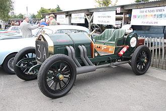 "Wolseley Racing - 1907 Wolseley-Siddeley ""Wolsit"" Coppa Floria Racer - Flickr - exfordy"