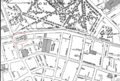1911 Tremont Theatre map Boston byMiller BPL 12556.png