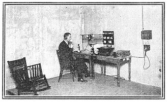 Musolaphone - Image: 1913 Chicago Musolaphone transmission