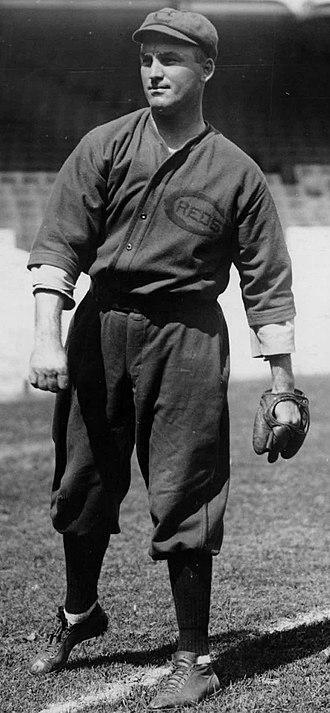 Jimmy Sheckard - Sheckard photographed by Charles M. Conlon in 1913