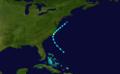 1918 Atlantic hurricane 3 track.png