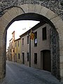 192 Portal de Barcelona, carrer Major (Hostalric).jpg