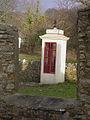 1940s telephone kiosk, Tyneham, Isle of Purbeck - geograph.org.uk - 96165.jpg