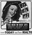 1942 - Rialto Theater - 29 Jan MC - Allentown PA.jpg
