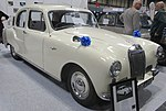 1956 Armstrong Siddeley Sapphire 236 2.3 Front.jpg