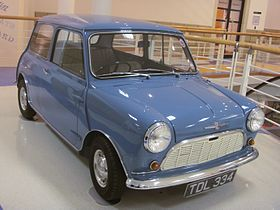 1959 Morris Mini-Minor Heritage Motor Centre, Gaydon.jpg