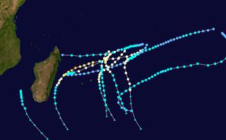 1962–63 South-West Indian Ocean cyclone season