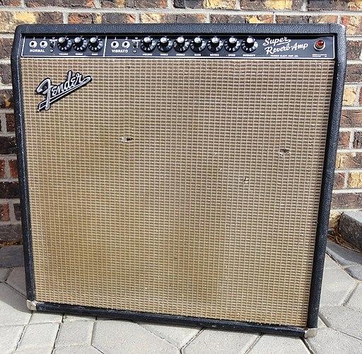 1964 Fender Super Reverb