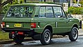 1972 Land Rover Range Rover 3-door wagon (2010-10-02) 02.jpg