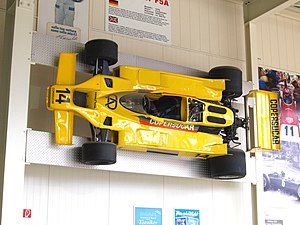 1978 Fittipaldi F5A Ford Cosworth DFV 3.0 V8 driven by Fittipaldi.JPG