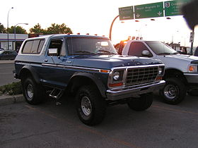 Image illustrative de l'article Ford Bronco