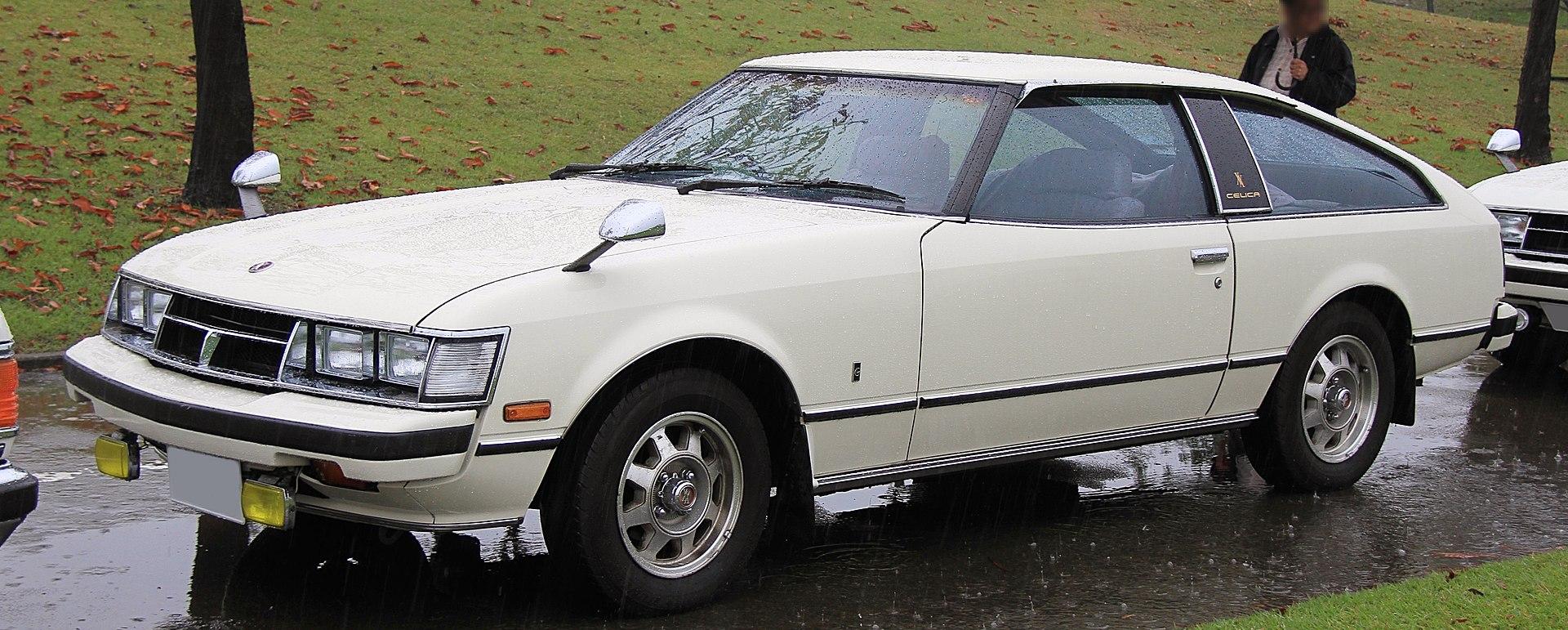 初代トヨタ セリカXX