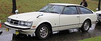 Toyota Supra - 1979 Toyota Celica XX 2000G (MA45)