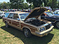 1983 Chrysler Town & Country station wagon at 2015 Macungie show 1of5.jpg