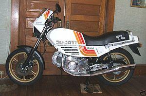 Ducati Pantah - Ducati Pantah 600TL