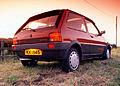 1987 MG Metro Turbo - rear.jpg