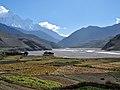 1 River Gandhak Gandaki in Kagbeni Nepal before entering India.jpg