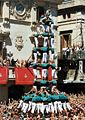 1er 5 de 9 amb folre Castellers de Vilafranca.jpg