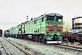 2ТЭ10М-2387, Russia, Volgograd region, Petrov Val depot (Trainpix 155945).jpg