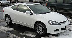 Precision Acura on Honda Integra Dc5   Wikipedia  The Free Encyclopedia