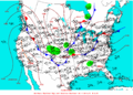2004-06-18 Surface Weather Map NOAA.png