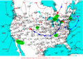 2004-07-14 Surface Weather Map NOAA.png