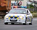 2004-2006 Holden VZ Commodore SV6 sedan (New Zealand Police) 02.jpg